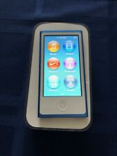 New listing iPod Nano 7th Generation 16gb Blue