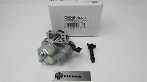50-637 Oregon Honda Carburetor 16100-ZF6-V01 GX390 16100-ZF2-V00, 16100-ZF6-V00