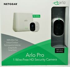 Netgear Arlo Pro Vms4130-100Nas Wireless Surveillance Security System