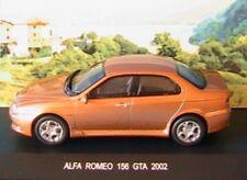 ALFA ROMEO 156 GTA 2002 OR EDISON 1/43 SERIE ORO ITALIA EG LHD