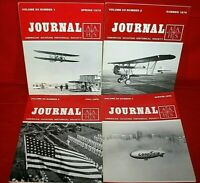 Lot 4 Journal American Aviation Historical Society Magazine From The Year 1975