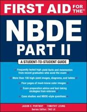 First Aid: First Aid for the NBDE Pt. 1 & 2