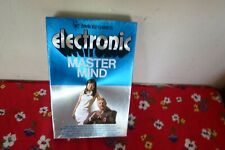 brand new boxed Invicta Games Electronic Master Mind Working 1977