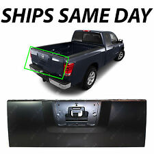 NEW Primered - Steel Rear Tailgate for 2004-2012 Nissan Titan Pickup Truck 04-12