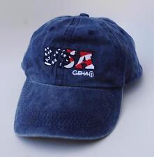 """USA GEHA"" Size 58cm Adjustable Adjustable Strap Baseball Cap Hat"