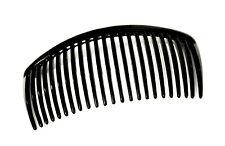 Haarkamm Steckkamm Haarklammer Frisurenhilfe Haarknoten Banane Steinoptik