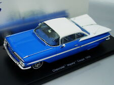 1/43 Spark CHEVROLET IMPALA COUPE 1959 (BLUE)