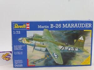 "Revell 04325 # Bausatz: Martin B-26 Marauder Flugzeug "" ungebaut "" 1:72 ab 1,- €"