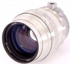 Ultra-Fast HELIOS-40 1.5/85mm F1.5 RARE! Made in 1963 Lens M42 Screw + DIGITAL