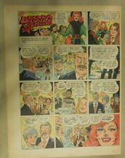 (50) Brenda Starr Sundays 1972 Size: Tabloid: 11 x 15 inches Near Complete Year!
