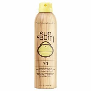 Sun Bum Continuous Spray Sunscreen, 6-Ounce