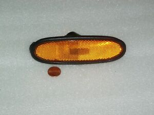 1998-2002 DAEWOO Leganza  Front Right side marker PANEL ONLY