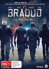 Braquo : Season 3 (DVD, 2014, 2-Disc Set)