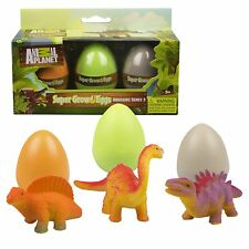 Animal Planet Grow Eggs-Dinosaur-Hatch and Grow 3 Different Eggs for Easter