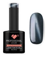 CE134 VB™ Line Cat Eye Green Metallic - UV/LED soak off gel nail polish