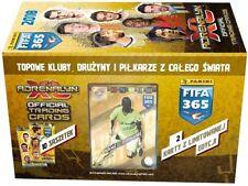 FIFA 365 2018 Adrenalyn XL PANINI GIFTBOX GIFT BOX 10x BOOSTER 2X LIMITED