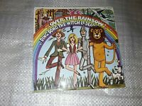 Over The Rainbow & ding Dong The Witch Is Dead Vinyl Roberta Rex & the sammes