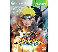 Naruto Shippuden: Ultimate Ninja Storm - Generations (360) NEW SEALED