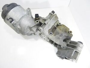 BMW 5 SERIES E60/E61 2.5PETROL N52B25A OIL COOLER FILTER HOUSING 1713838 2005-10