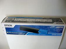 TONER EPSON ACULASER C1100 ORIGINALE EPS C1100 CYAN 0193 EPSON CX11