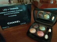 New Discontinued Chanel 74  NYMPHEA eye shadow 1.2g / 0.04 FL.OZ 4 ombres