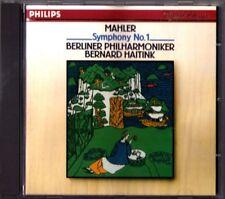 Bernard HAITINK: MAHLER Symphony No.1 Titan Berliner Philharmoniker CD Sinfonie