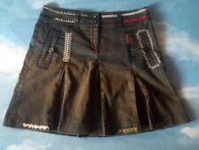 SKIRT gonna vintage MOSCHINO jeans made Italy TG.44 circa M RARE