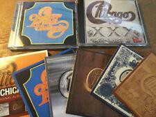 Chicago [6 CD Alben] I + V + VI + VII + XXX + Chicago Transit Authority