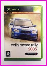 Colin Mcrae Rally 2005 IN Italien Pour Xbox