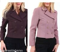 Giacca Blazer Donna  SEXY WOMAN Made in Italy A439 Tg S M