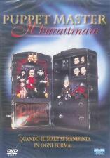 Puppet Master - Il Burattinaio (1989) DVD