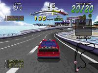 Daytona USA - Deluxe Edition [video game]