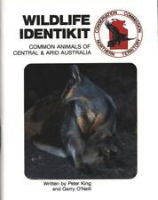 Wildlife Identikit: Tiere von Australien - Bestimmungsbuch Arides Zentrum
