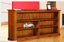 DRAGON / FEDERATION COLONIAL WITH FACING LOWLINE BOOKCASE (3 X 6)900(H) X 1800(W
