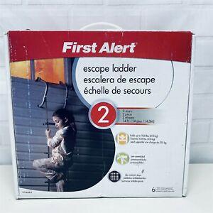 First Alert Fire Escape Ladder 2-Story 14'