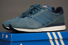 the latest 1bb01 a9b66 ADIDAS Originals ZX 500 OG W da donna UE 38.6 UK 5.5 blu camoscio suede  s78942