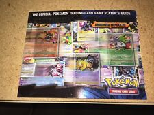Pokemon Platinum Rising Rivals Official Players Guide Book