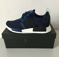 ADIDAS OG NMD_R1 MYSTERY BLUE/BLACK/COLLEGIATE NAVY BY2775 TRAINERS SIZE UK 8-11