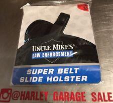 U/m Super Belt Slide Hlstr Sz 36 Amb