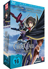 Code Geass: Lelouch of the Rebellion - Staffel 1 [2 Blu-rays] NEU