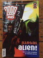 2000ad Prog 1245 Judge Dredd, ABC Warriors, Sinister Dexter, A Love Like Blood