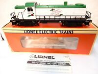 Lionel 6-18827 Christmas RS-3 Diesel Engine - O gauge - with Original Box!-Look!
