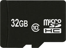 32 GB MicroSDHC micro SD class 10 tarjeta de memoria para Nokia Lumia 635