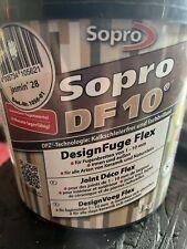 1 Kg Sopro DF 10 Design Fuge Flex Jasmin Restposten