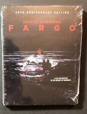 Fargo [ 20th Anniversary Edition STEELBOOK ] (Blu-ray Disc) NEW