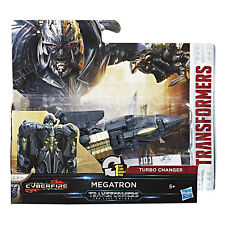 Transformers The Last Knight Cyberfire 1-Step Turbo Changer MEGATRON (C2821)
