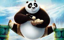Kung Fu Panda Poster Length :800 mm Height: 500 mm SKU: 7129