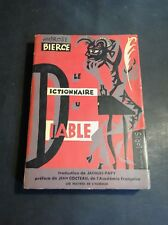 Ambrose Bierce - Le Dictionnaire du Diable - Loris - Cocteau - B26