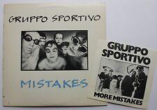 Gruppo Sportivo Sire Comp LP 1979 Bonus EP