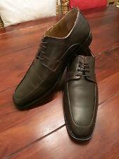 Herren Romeo by Harrykso Business Rindleder Schuh dunkelbraun rahmengenäht EUR41